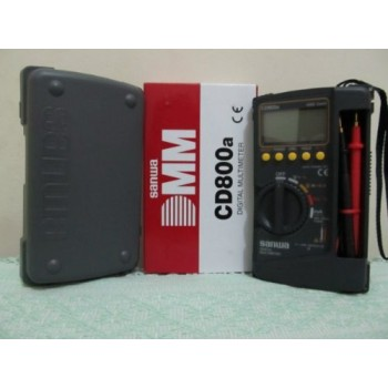 Multimeter/Avometer Digital SANWA CD800A