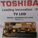 Power Supply-PSU-TV-LED-Toshiba-32P2300VJ-32PU200EJ-32 inchi